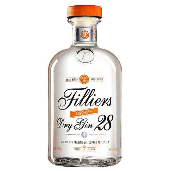 Filliers Tangerine Dry gin - Delidrop
