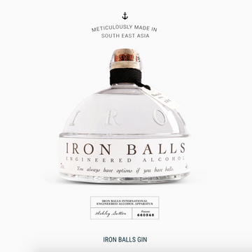 Iron Ball Gin