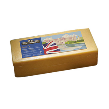 Somerdale Mild White Cheddar Cheese