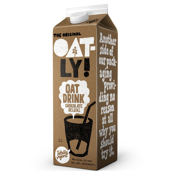 Oatly! Chocolate Oat Milk - Delidrop