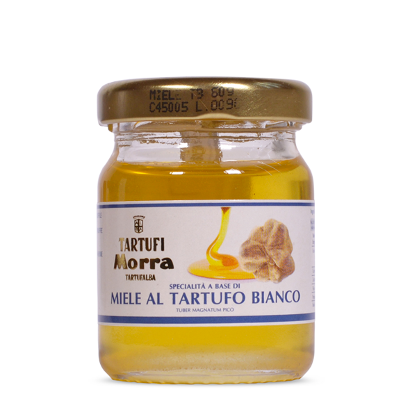 Tartufi Morra Truffle White Honey - Delidrop