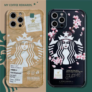 Starbucks Coffee iPhone Case - 10000