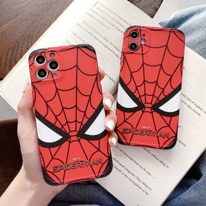 Spiderman iPhone Case - 10001