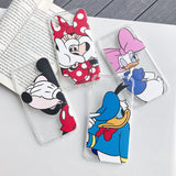 Cartoon Daisy Donald Phone Case For Apple iPhone 11 Pro X XS Max XR Soft TPU Back Cover for iPhone 7 8 Plus Cute Lovely Clear Case