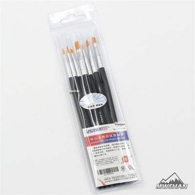Special Point Brush (7Pcs/Set)