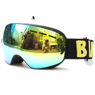 Children Ski Goggles Skiing Eyewear