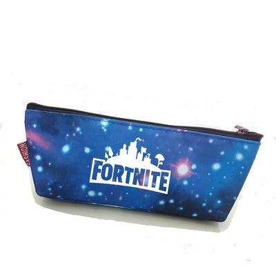 Cross Border Hot Sales fortnite Fortnite Related Products Clutch Students Pencil Case Stationery Bags Pencil Case Night Light