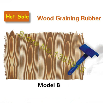 WOOD GRAINING TOOL