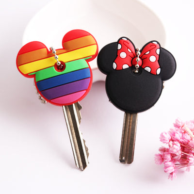 Cute Key Silicone Cover
