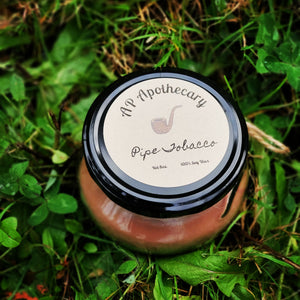 Pipe Tobacco Soy candle
