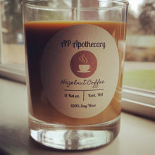 Load image into Gallery viewer, Hazelnutt Coffee Soy Candle
