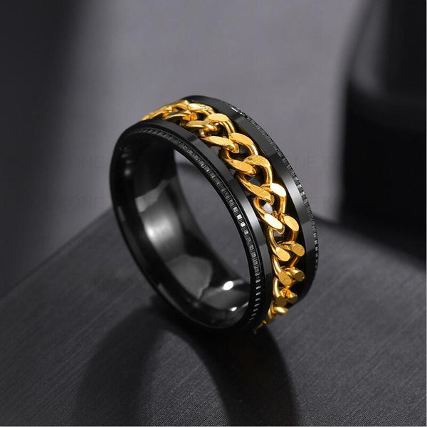 Spinner Ring - Gold