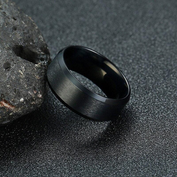 Aura Ring - Black