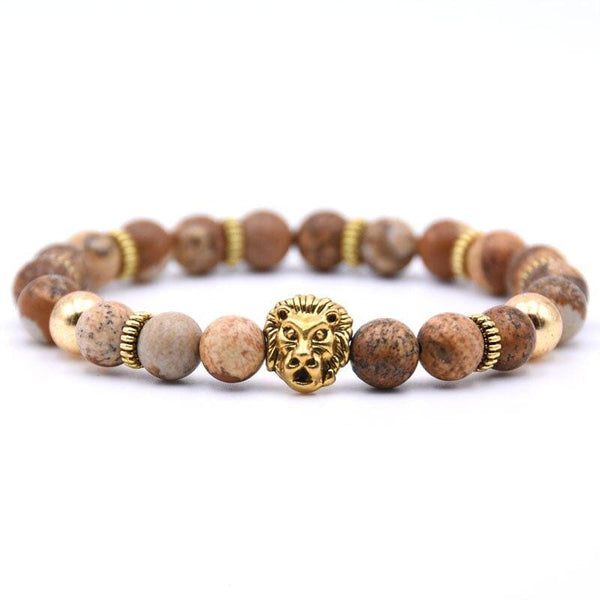 LION Bracelet - Brown