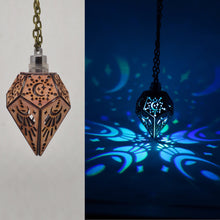 Load image into Gallery viewer, Luna Lux Pendant Necklace in Red Cedar