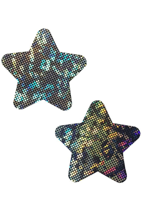 Star Pasties, Pasties; Little Black Diamond