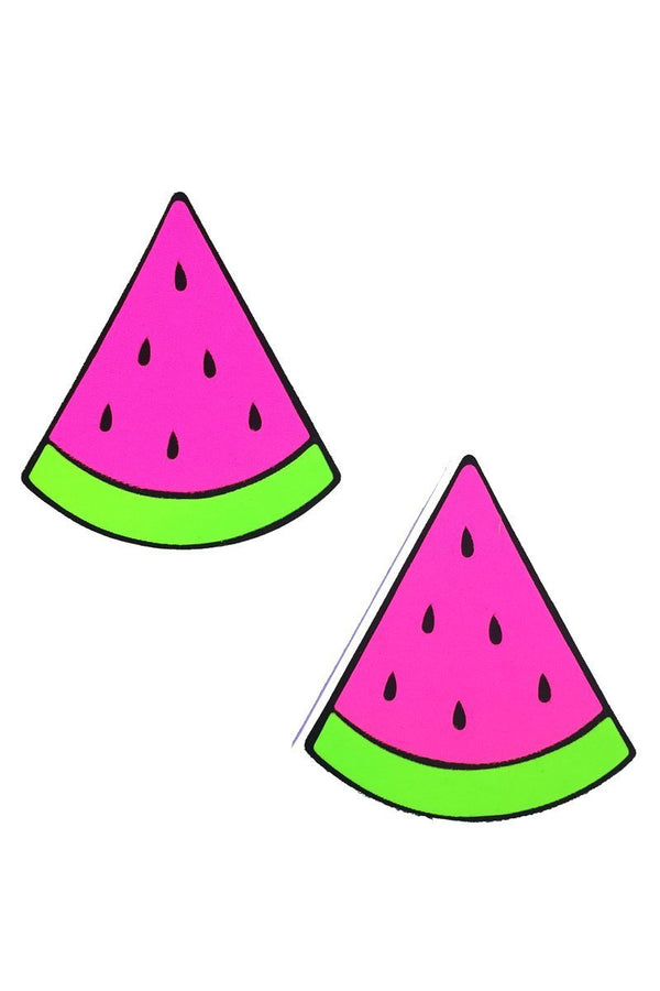 Watermelon Pasties, Pasties; Little Black Diamond