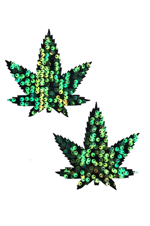 Weed Pasties, Pasties; Little Black Diamond