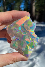 Load image into Gallery viewer, Angel Aura Crystal Palm Cluster No. 05