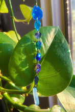 Load image into Gallery viewer, Jewel Drop Necklace in After the Rain