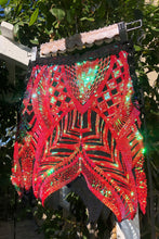 Load image into Gallery viewer, The High Priestess Disco Skirt