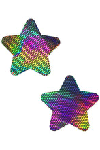 Load image into Gallery viewer, Star Pasties