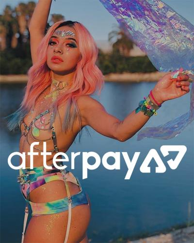 Shop with Afterpay and buy now, pay over time. No interest, no fees.