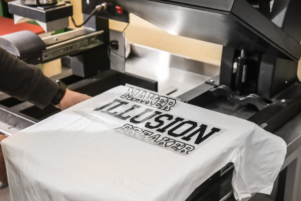 T-shirt Printing Equipment for a Successful Business