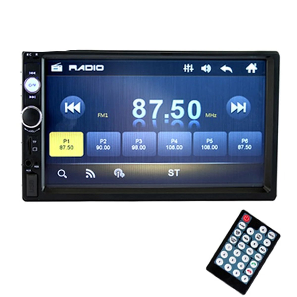 Touch Screen Double Din Car Radio