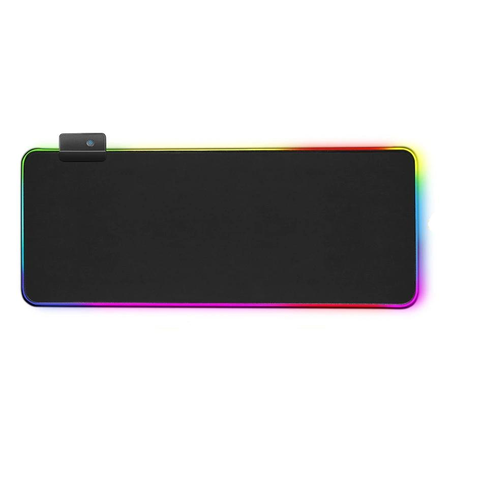 Waterproof Antibacterial & Anti-Skid RGB Gaming Mouse Pad for Video Games