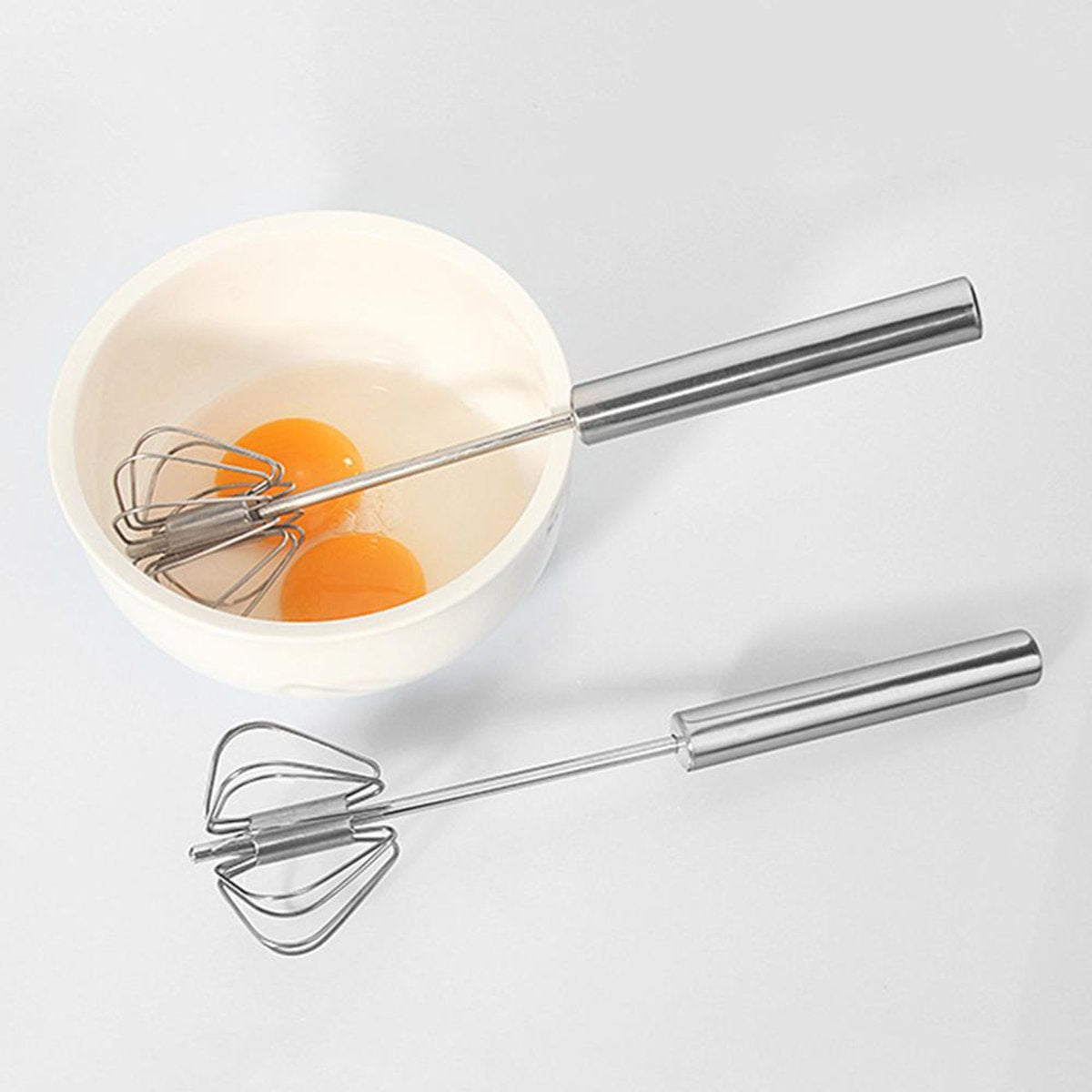 push down whisk