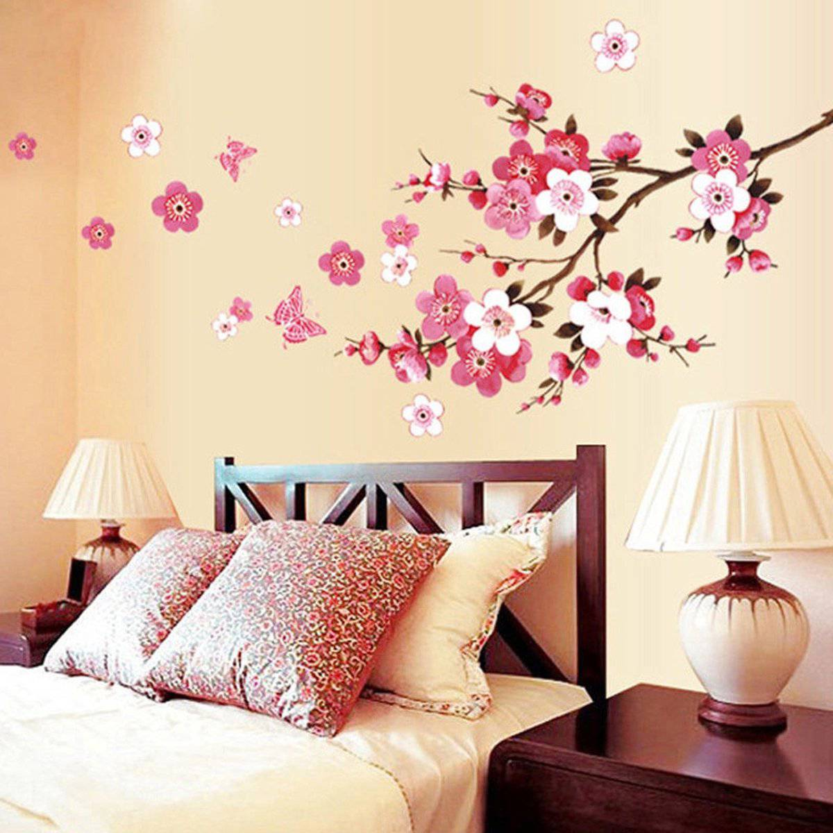 Butterfly Wall Stickers For Living Kids Rooms