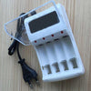 4 Ports High Quality Universal Rechargeable Battery Charger