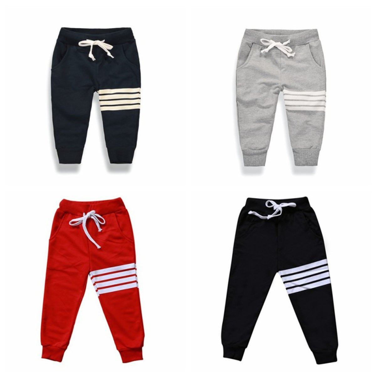 Casual Boys Sport Pants for Kids