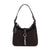 Casual Crossbody Leather Shoulder Bag