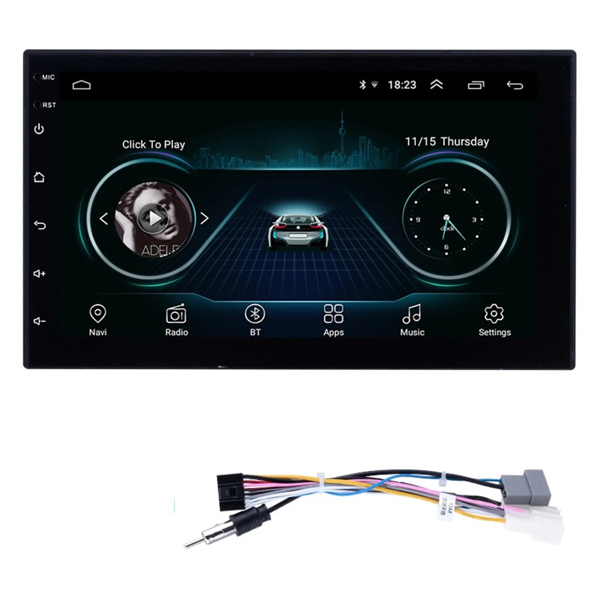 Touchscreen Android Seicane Radio for Cars