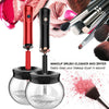 Electric Silicone Made Makeup Brush Cleaner