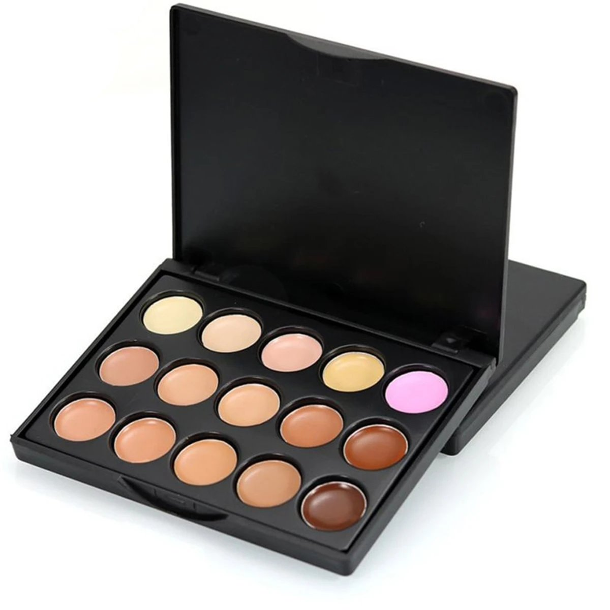 Multi-color Face Concealer Camouflage Palette