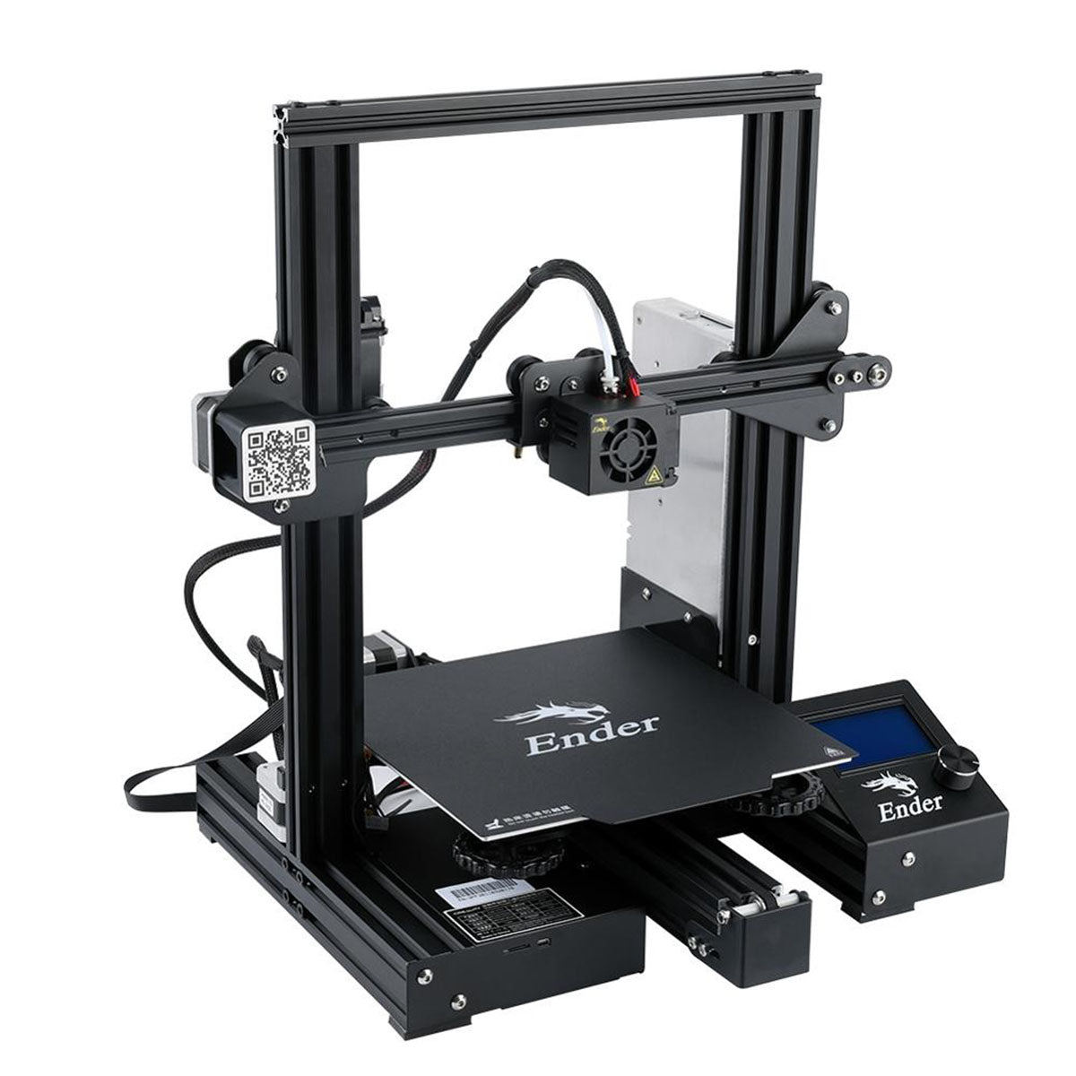 Build Plate Ender-3Pro 3D Printer