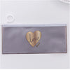 Transparent Makeup Bag with PVC Zipper