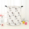Dirty Clothes Laundry Cotton Basket
