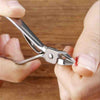 Stainless Steel Cuticle Nipper for Nail Trimming