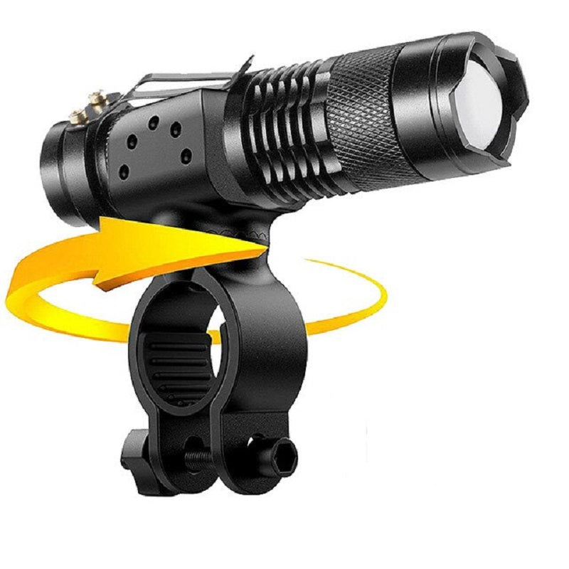 8000 LM Waterproof LED Bike Lights
