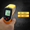 Portable Non-Contact LCD Digital Thermometer