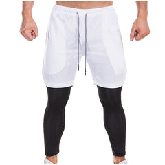 Extremely Elastic Men's Jogger Pants Made of Quality Polyester