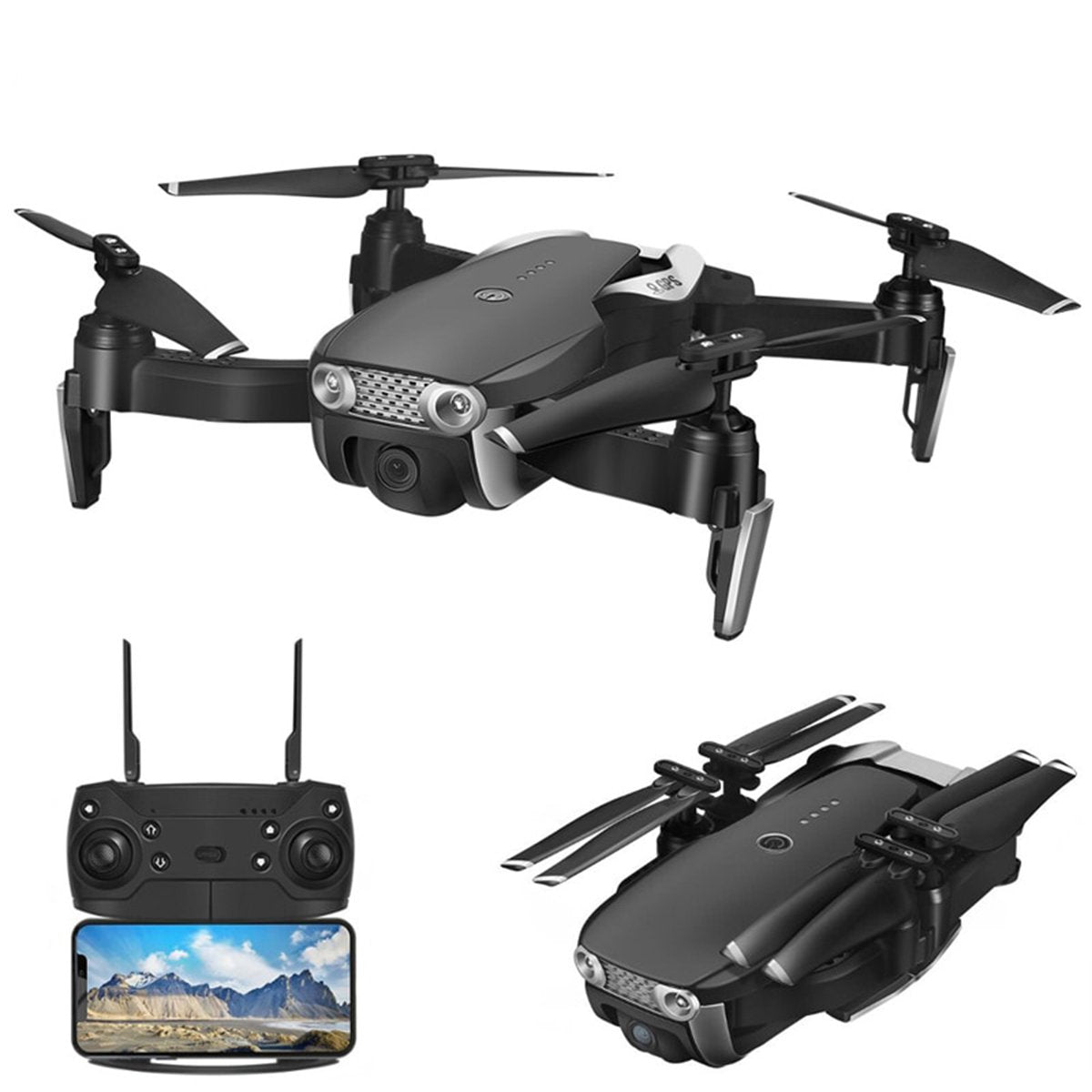 Mini Foldable Drone With 5G 1080P Camera