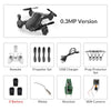 RC Mini Foldable Drone with WiFi