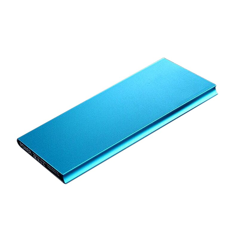 Super Slim Fast-charging Dual Port 12000mah Power Bank