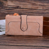 Three-Fold Multi-card Wallet for Women