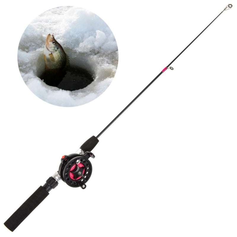 Combo Pen Fishing Rod for Winter Fishing